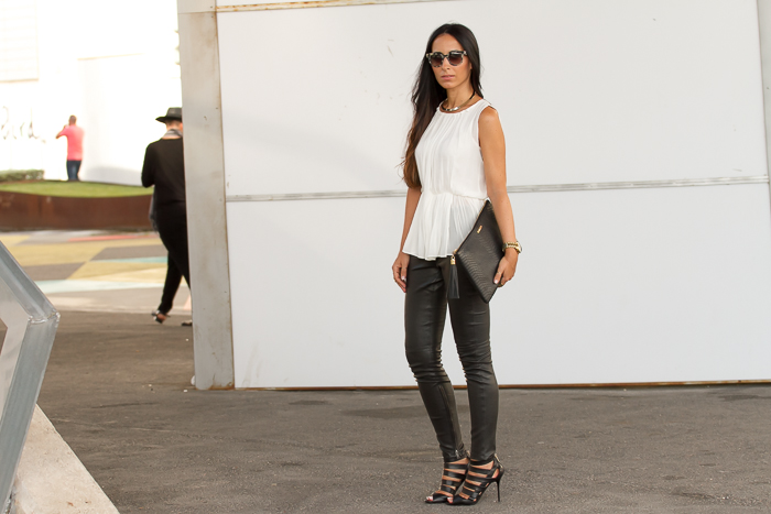 Blogger moda valenciana en la MBFWM