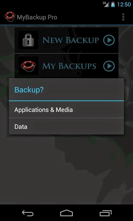 My Backup Pro v4.2.0