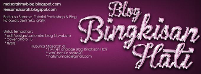 Facebook Cover Photo Design | Tempahan Dibuka