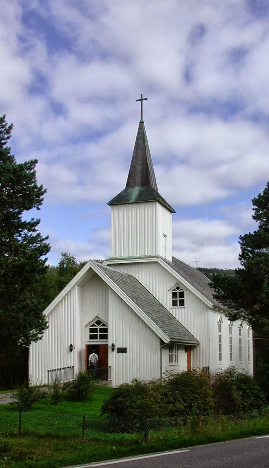 Misvær kirke