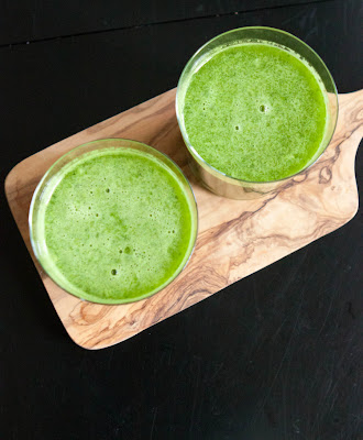 Cooking Corner: Pineapple-Kale Juice