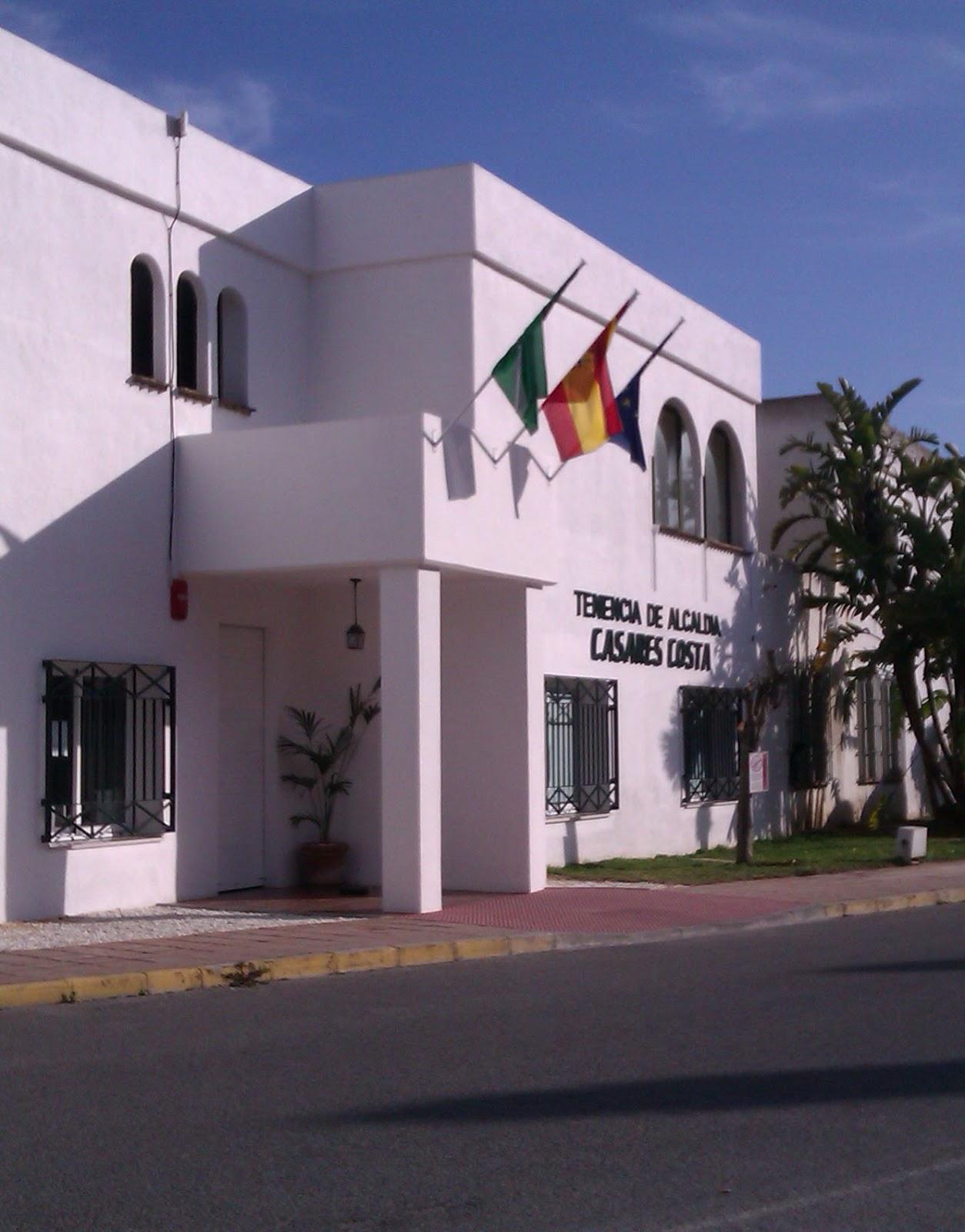 Casares informacion octubre 2012 for Oficina comarcal agraria
