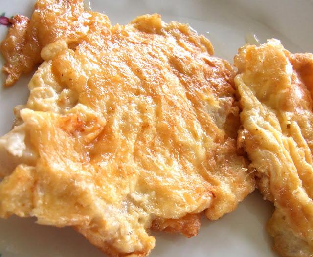 Filety rybne w serowej panierce