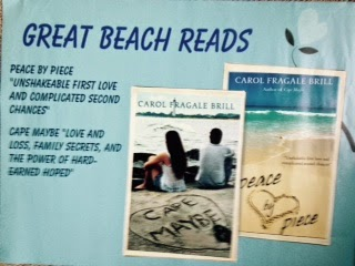 Carol's Novels - CAPE MAYBE and PEACE BY PIECE