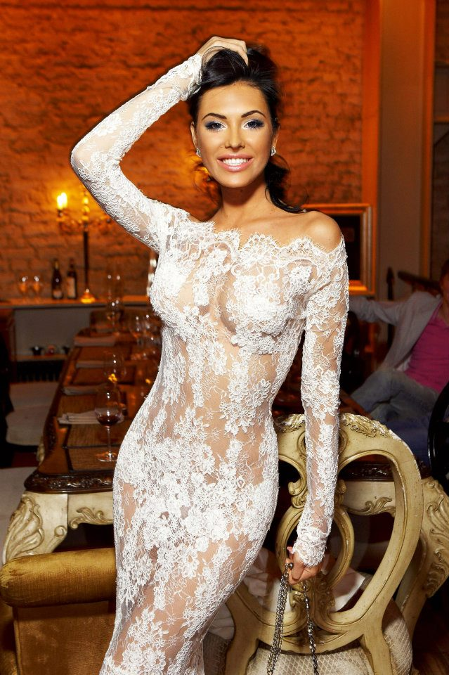 Provocative Lace Dresses! - Provocative Woman