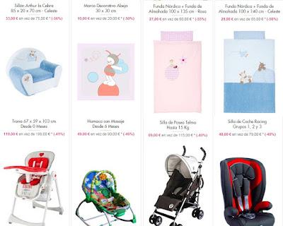 ofertas destacadas bebé