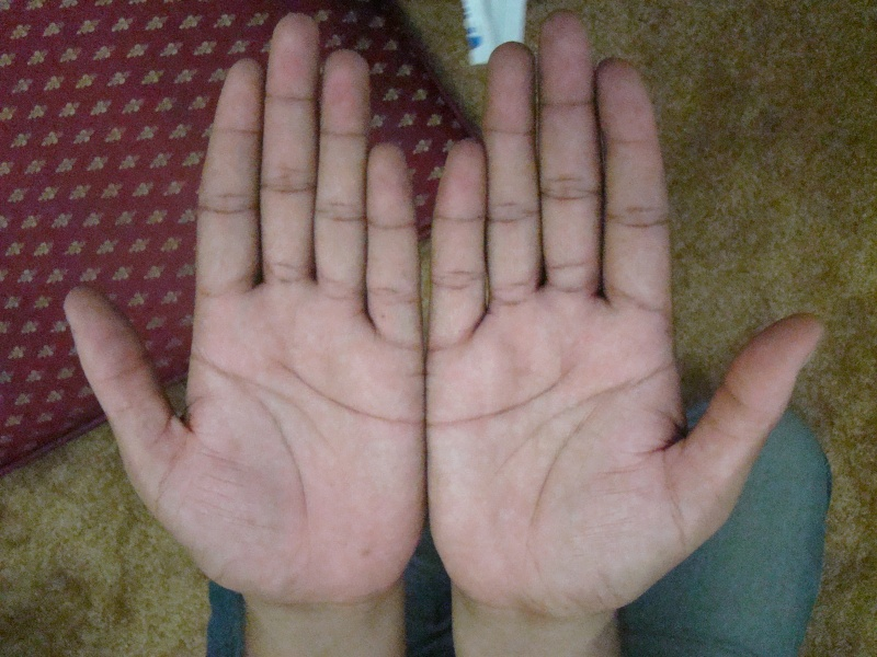 Free indian palm reading online