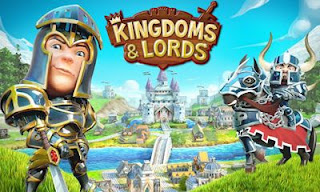 Screenshots of the Kingdoms & Lords for Android tablet, phone.