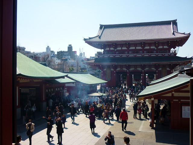 cosa visitare a tokyo, tempio senso-ji