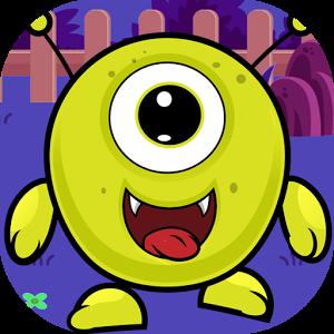 Whack An Alien Mole Invader by Volkan Kutlubay