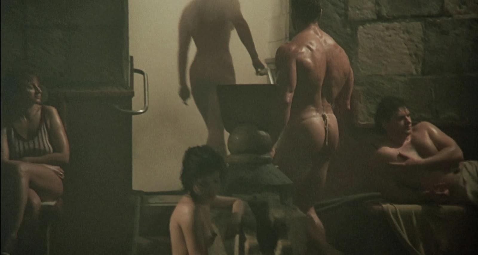 Arnold nude picture schwarzenegger