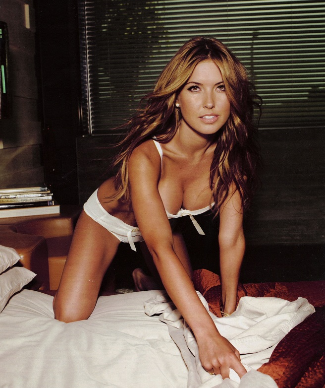 Audrina Patridges Leaked Cell Phone Pictures