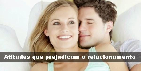 Marido e mulher - Atitudes que podem prejudicar seu relacionamento