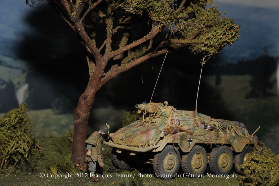 Sd Kfz 234/3 7.5cm Kwk L24