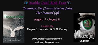 Transition, The Chimers Hunters Series ~Excerpt~