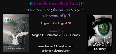 ~Giveaway~ Transition, The Chimera Hunters