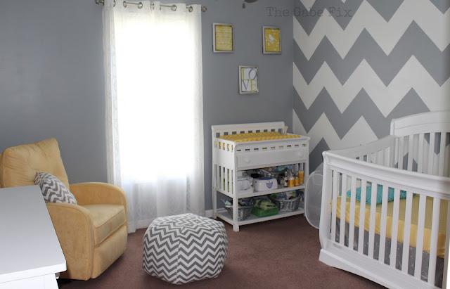 Baby Chad's Nursery