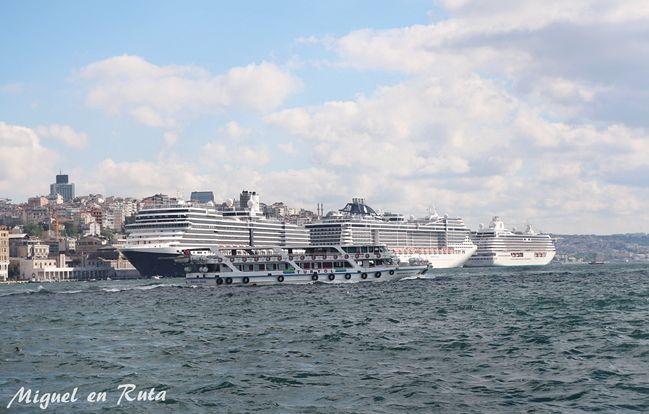 Crucero-Bósforo-Estambul