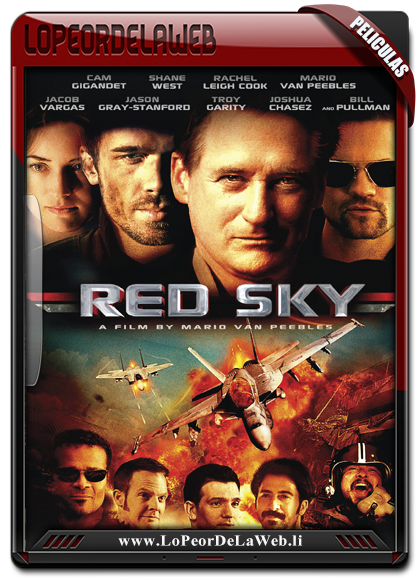 Red Sky (2014) BRrip 720p Latino-Ingles