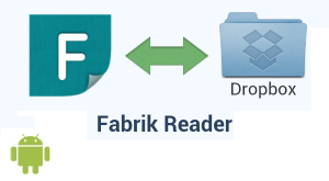 Fabrik, el lector de eBooks que se sincroniza con Dropbox