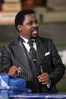 Prophet T.B Joshua Predicted The Nigeria Flood