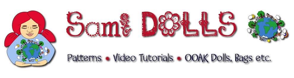 Sami Dolls Website