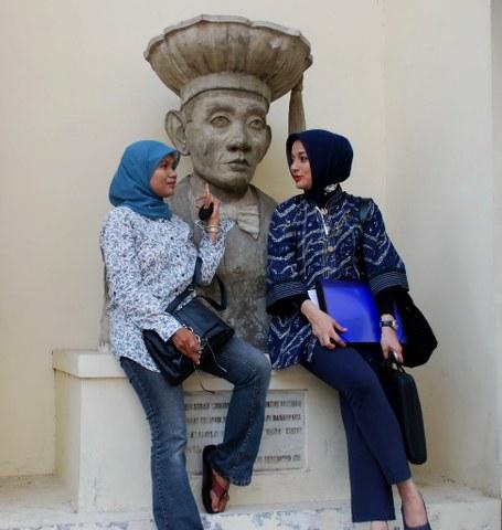 Elis Anis Sahabatku dari UGM Sering Nginap di Tangsel, Banten: Marissa Haque