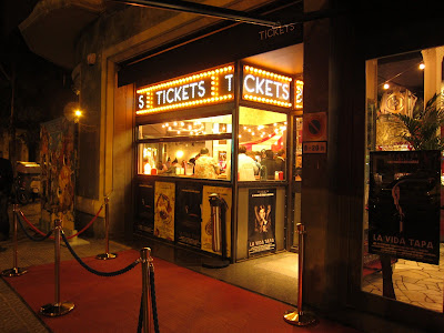 Tickets in Barcelona