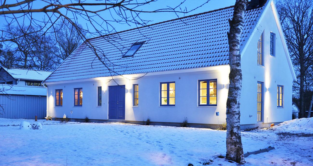 Husprojekt drömhus: oktober 2011