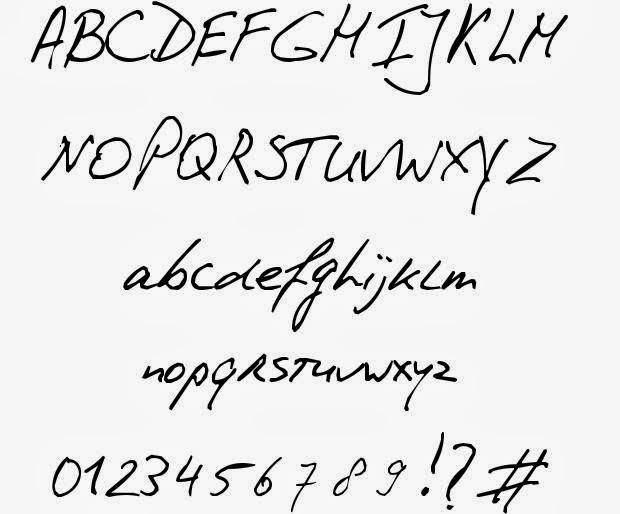 Handwriting Font Download