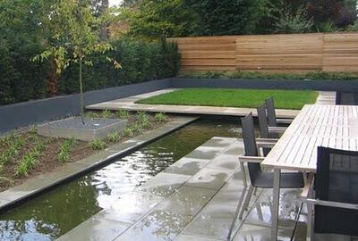 Arquitectura minimalista for Jardines minimalistas