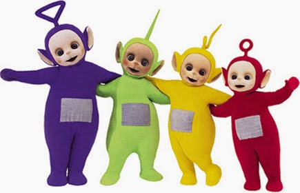 Decoración de Fiesta Teletubbies
