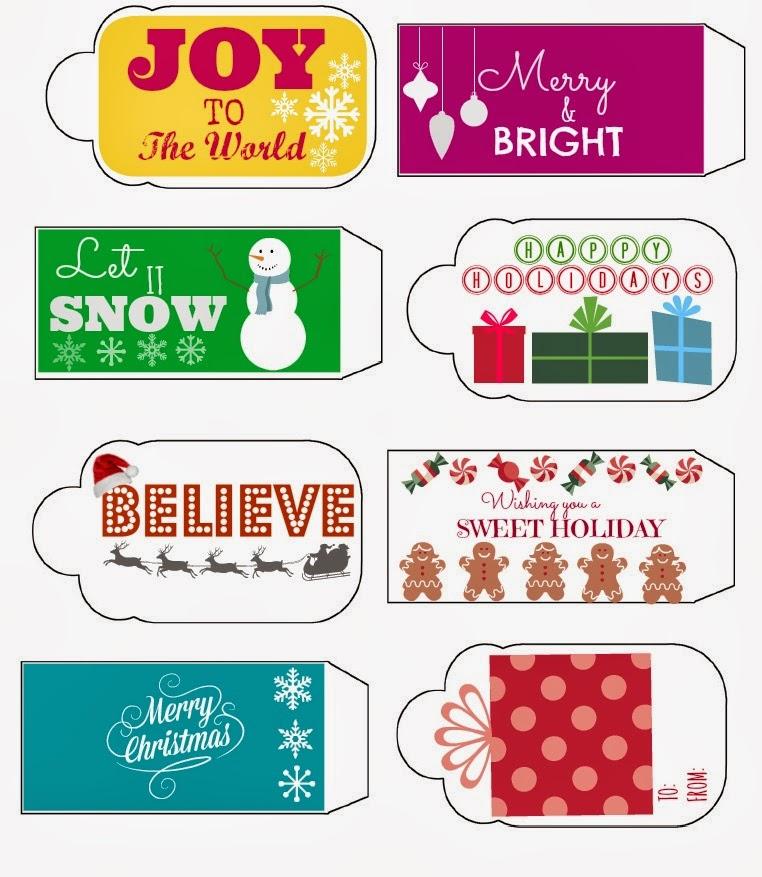... NYC Area Mom Blog: Free Printable Christmas / Holiday Gift Tags