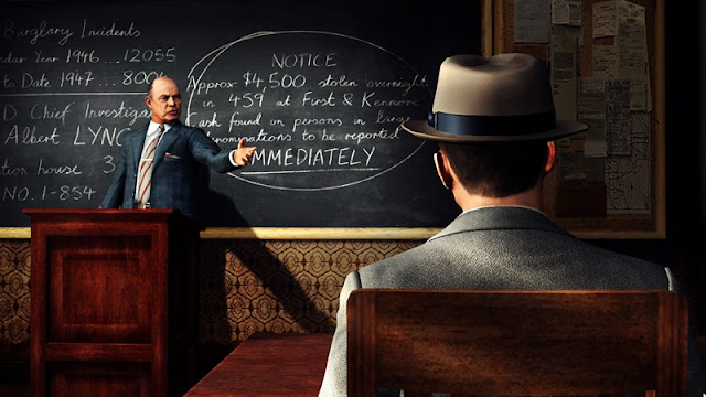 L.A Noire PC Download Photo