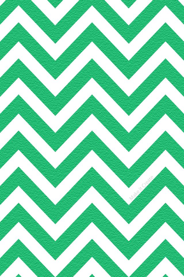 Julesoca Blog St Patricks Day Textured Chevron