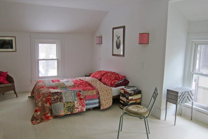 master bedroom in nyack house for sale rockland county