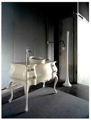 Mueble con mucho glamour para el ba o - Mucho mueble leon ...
