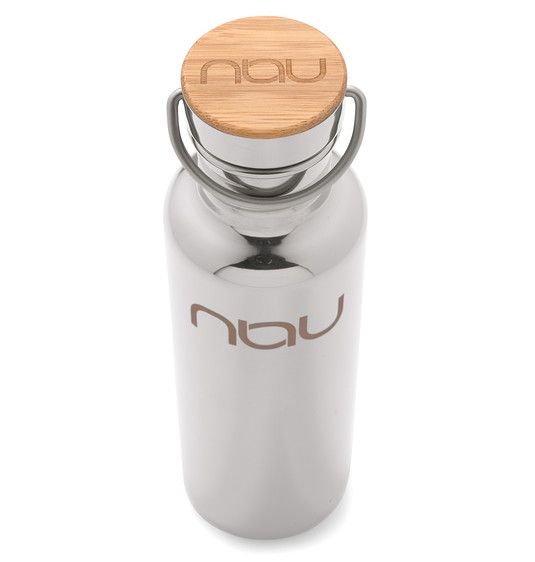 nau water bottle
