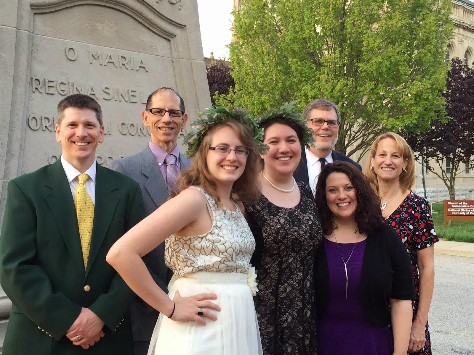 Faculty/Senior Reception 2015