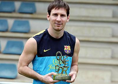 Lionel Messi 2012