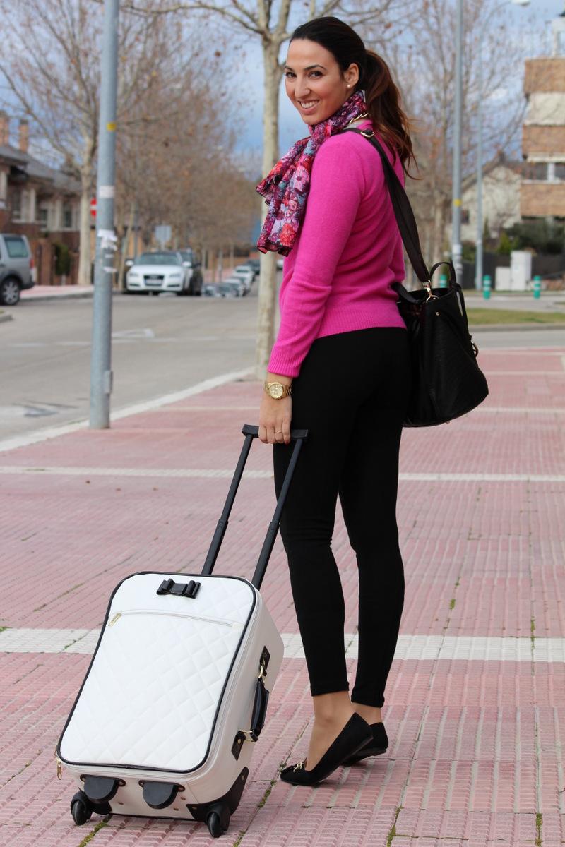 Pink estilo stiletto by leticia p rez personal shopper - Personal shopper alicante ...