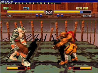 Bloody Roar 2 fight
