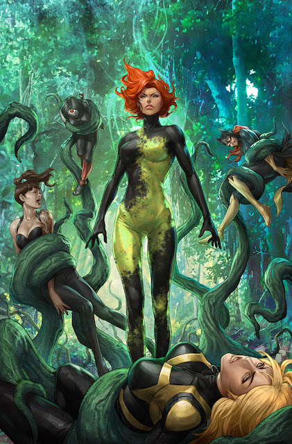 Poison Ivy (DC Comics) Character Review - 2
