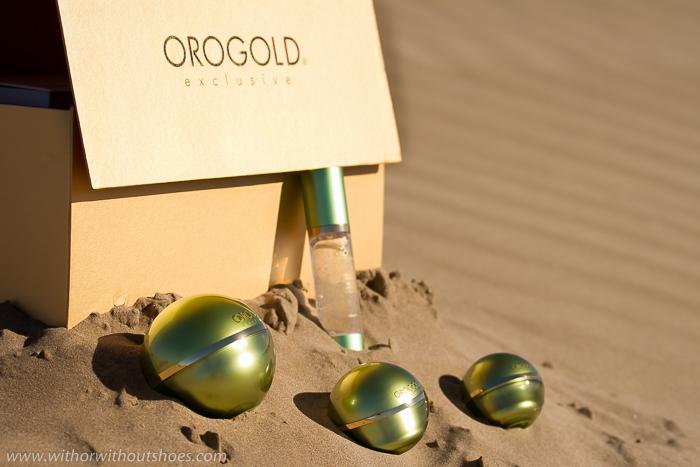 Orogold cosmetics, marca de cuidado de la piel formulada con ORO favorita de las celebrities
