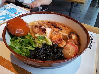 Wagamama, Japanese cuisine, wagamama ramen