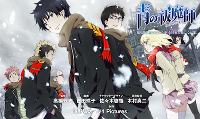 ao no exorcist movie invierno staff