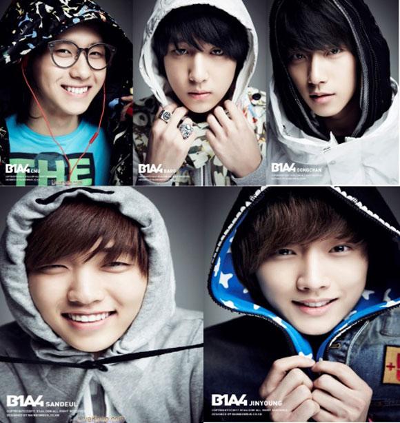 3 nhóm nhạc trẻ triển vọng của làng nhạc K-pop 1