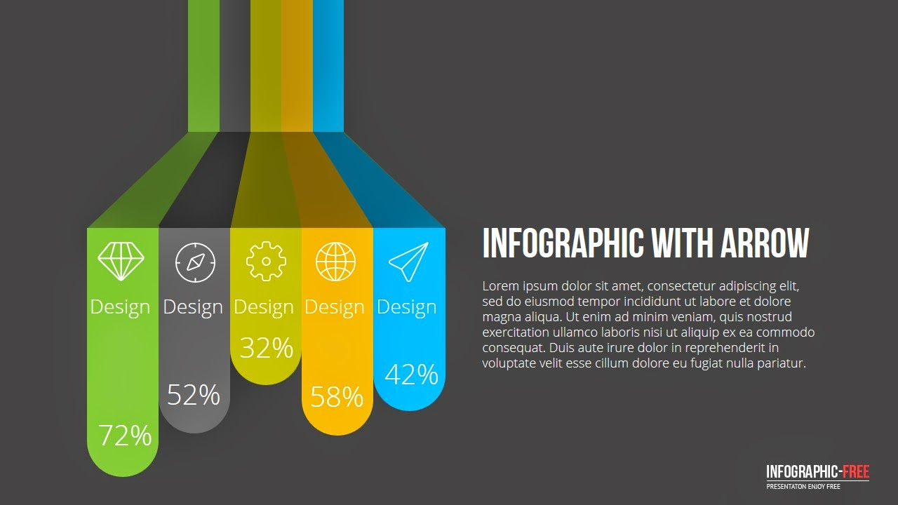 Making infographics free