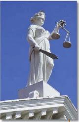 รูปปั้นเทพียุติธรรม