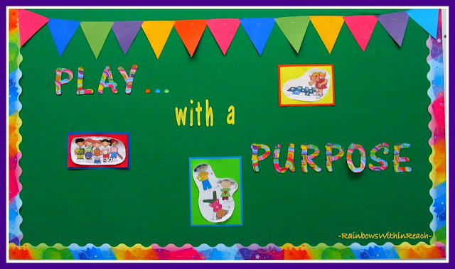 photo of: Physical Education Bulletin Board via RainbowsWithinReach RoundUP